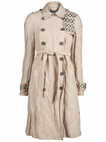 Sage's coat on Gossip Girl at Farfetch