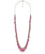 Similar style necklace at Forever 21