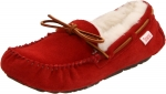 Similar moccasins at Amazon