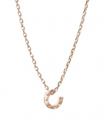 Tiny horseshoe necklace like Pennys at Asos