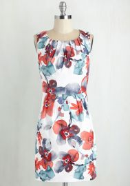 A Brush with Beauty Dress at ModCloth