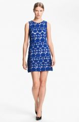 Alice and Olivia Lace Shift Dress at Nordstrom