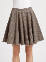 Belle's skirt by Alexander McQueen at Saks Fifth Avenue