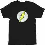 Black Flash Tee at TV Store Online
