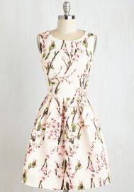 Blossoming with Beauty Dress at ModCloth
