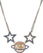 Brittany's necklace by Betsey Johnson at Betsey Johnson