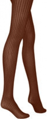 Brown tights like Janes at Lord & Taylor