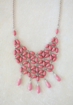 Coral necklace from Shop Ruche at Ruche