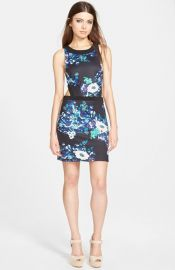Dirty Ballerina Sleeveless Body-Con Dress at Nordstrom