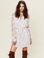 Free People Wild Horses dress on Vampire Diaries at Free People