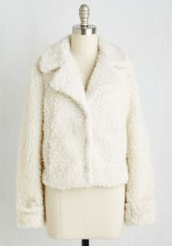 Furry Up Lets Go Jacket at ModCloth