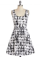 Good Enough to Glance Dress at ModCloth