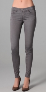 Grey skinny jeans like Alexs at Shopbop
