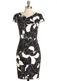 Ins and Outlines Dress at ModCloth