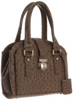 Ivanka Trump Ella satchel in brown at Amazon