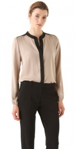 Jane's Theory blouse on Happy Endings at Shopbop