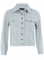 Light denim jacket from Dorothy Perkins at Dorothy Perkins
