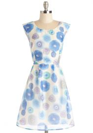 Meadow Merriment Dress in Watercolor at ModCloth