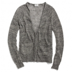Mindy's metallic cardigan by Madewell at Madewell