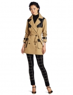 Mindy's trench coat by Rebecca Minkoff at Amazon