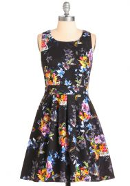 Most Beautiful Blooms Dress at ModCloth