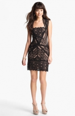 Nicole Miller Lace Sheath Dress at Nordstrom