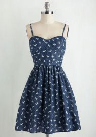 North South East or Westie Dress at ModCloth