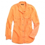 Orange shirt like Pennys by Madewell at Madewell
