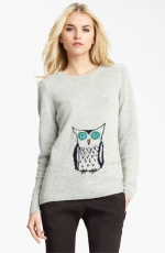 Owl pullover by Burberry Prorsum at Nordstrom