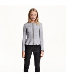 Peplum Jacket at H&M