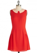 Peter pan collared dress from Modcloth at Modcloth