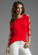 Pile up top by Bailey 44 at Revolve