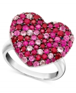 Pink heart ring like Mindys at Macys