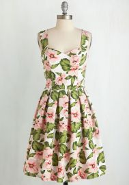 Poetic Presence Dress at ModCloth