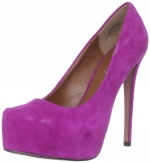 Purple pumps like Blairs at Amazon