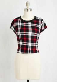 Quick It Up a Notch Top at ModCloth