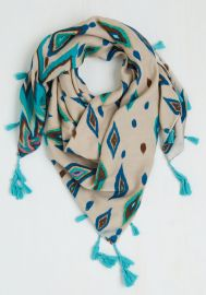 Radiant Repertoire Circle Scarf at ModCloth