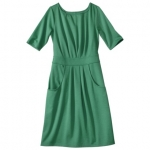 Similar green dress from Target at Target