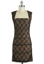 Similar lace dress from Modcloth at Modcloth
