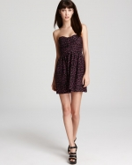 Similar strapless dress by Parker at Bloomingdales