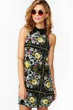 Similar style dress from Nasty Gal at Nasty Gal