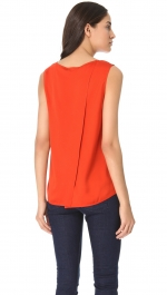 Similar top with crossover back at Shopbop