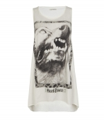 Snarl Tarot Tee  at All Saints