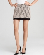 Spencer's lace skirt at Bloomingdales