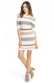 Stripe Knit Dress by Element at Nordstrom