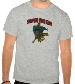 super fun guy t-shirt