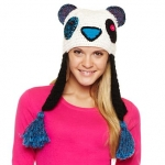 Tina's panda beanie from Glee at JC Penney