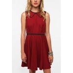 Urban Outfitters dress with collar at Urban Outfitters