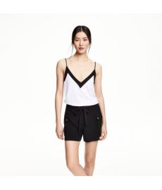 V-neck Tank Top at H&M