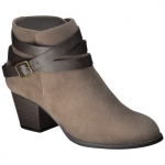 Wrap ankle boots by Mossimo at Target